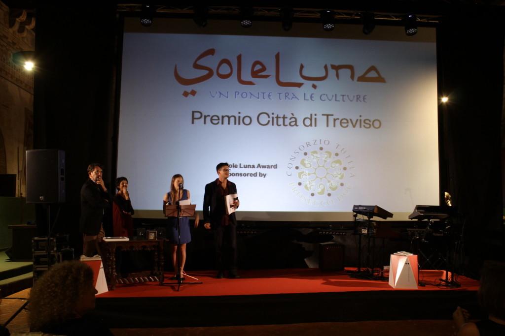 Premiazioni, Sole Luna Treviso Doc Film Festival 2016, Palazzo dei Trecento Foto di Clara Rosso