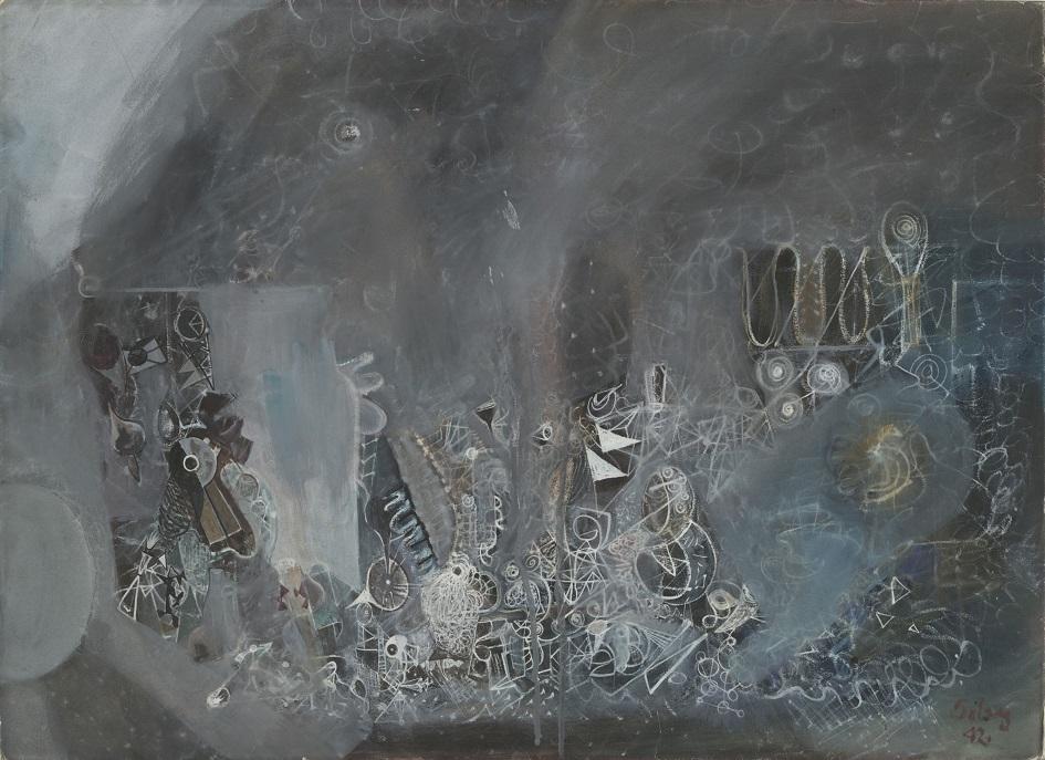 Il vuoto divora, 1942